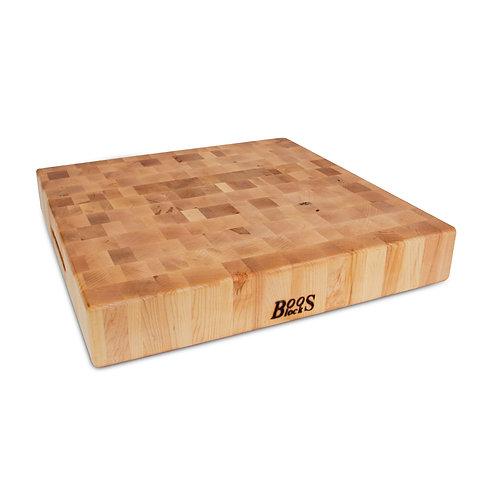 Chopping Block Maple 18x18x3 - End Grain