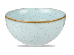 "SDES RBL6 - Stonecast Egg Noodle Bowl, 7-1/4"", Duck Egg Blue"
