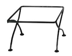 Square Stand, Black