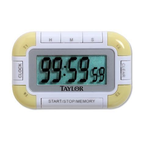 5862 - Taylor® Pro Digital 4 Event Timer