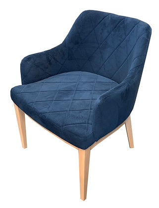 Arm Chair, Upholstered