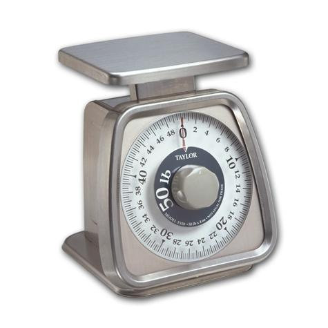 Mechanical Portion Control Scale, 50 lb