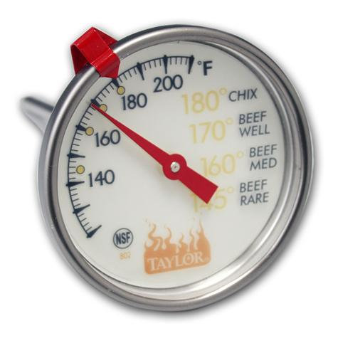 802 - Weekend Warrior Meat Thermometer