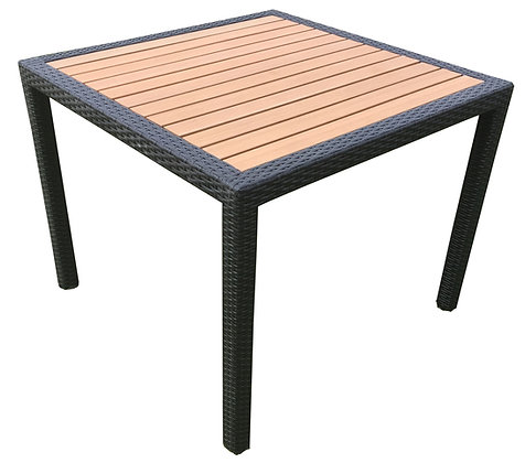 Universal Teak Resinwood Table