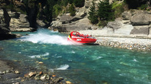 High speed water action
