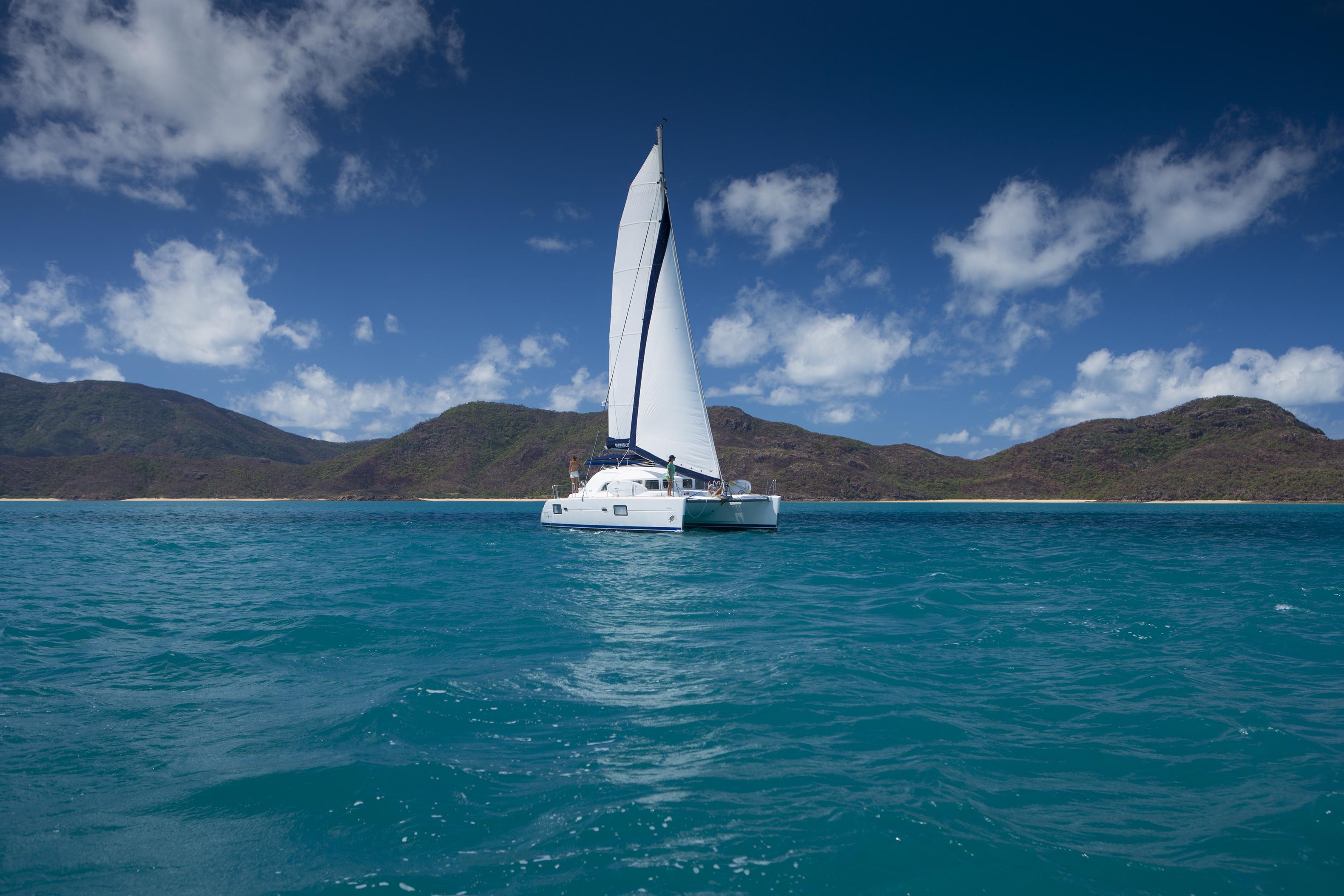 Self Sailing Whitsundays