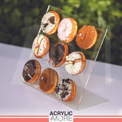 Acrylic Donuts Stand