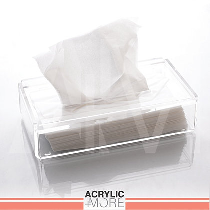 Tissue Box with removable top