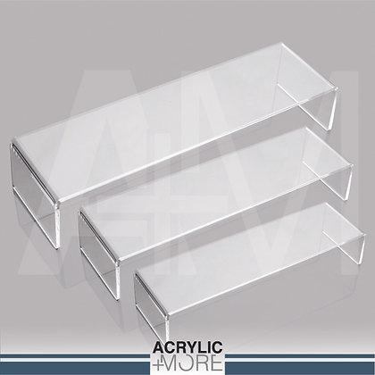 Acrylic U Riser 6mm