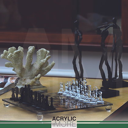 Acrylic Chessboard