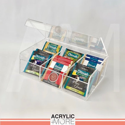 Multi purpose acrylic box
