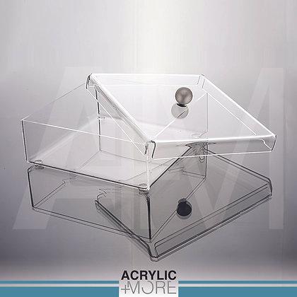 Square Acrylic Box