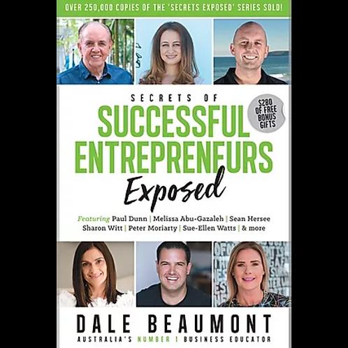 Secrets of Successful Entrepreneurs Exposed