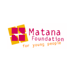 Matana Foundation logo | Our Impact | Our Outcomes | Suppoter of Top Blokes Foundation