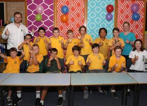Bellambi Public School boys graduate as Top Blokes!