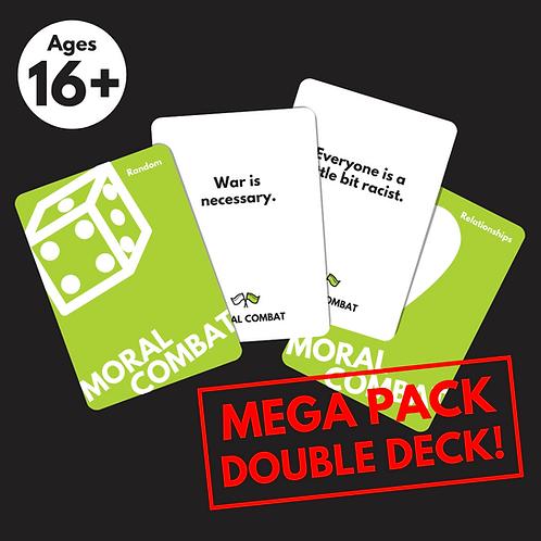 Moral Combat: For People Aged 16-99 (Mega Base Deck)