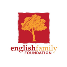 English Family Foundation logo | Our Impact | Our Outcomes | Suppoter of Top Blokes Foundation