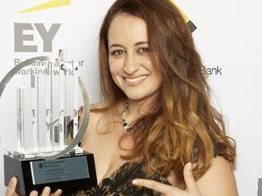 We got EY Social Entrepreneur of the Year!