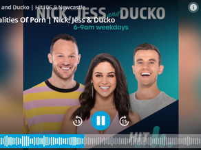 An Important Conversation About Porn on Hit106.9 Nick, Jess & Ducko