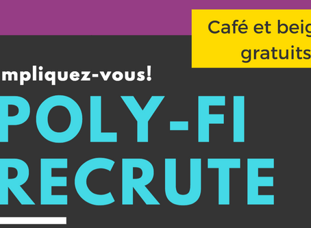 Recrutement d'animatrices