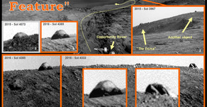 Revisiting the Dome on Mars