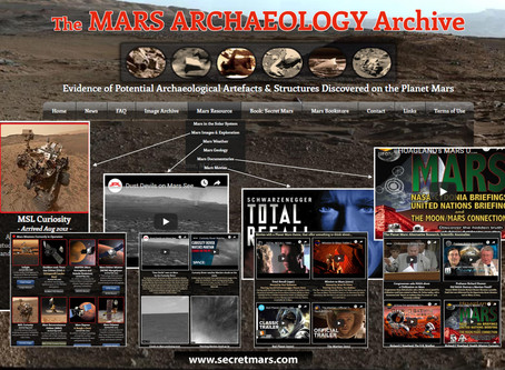 The Planet Mars Information Resource