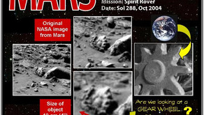 NASA Archaeology: Powerful Evidence of an Ancient Relic on Mars?
