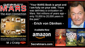 "Erich von Däniken: ""There was Definitely a Civilization on Mars."""