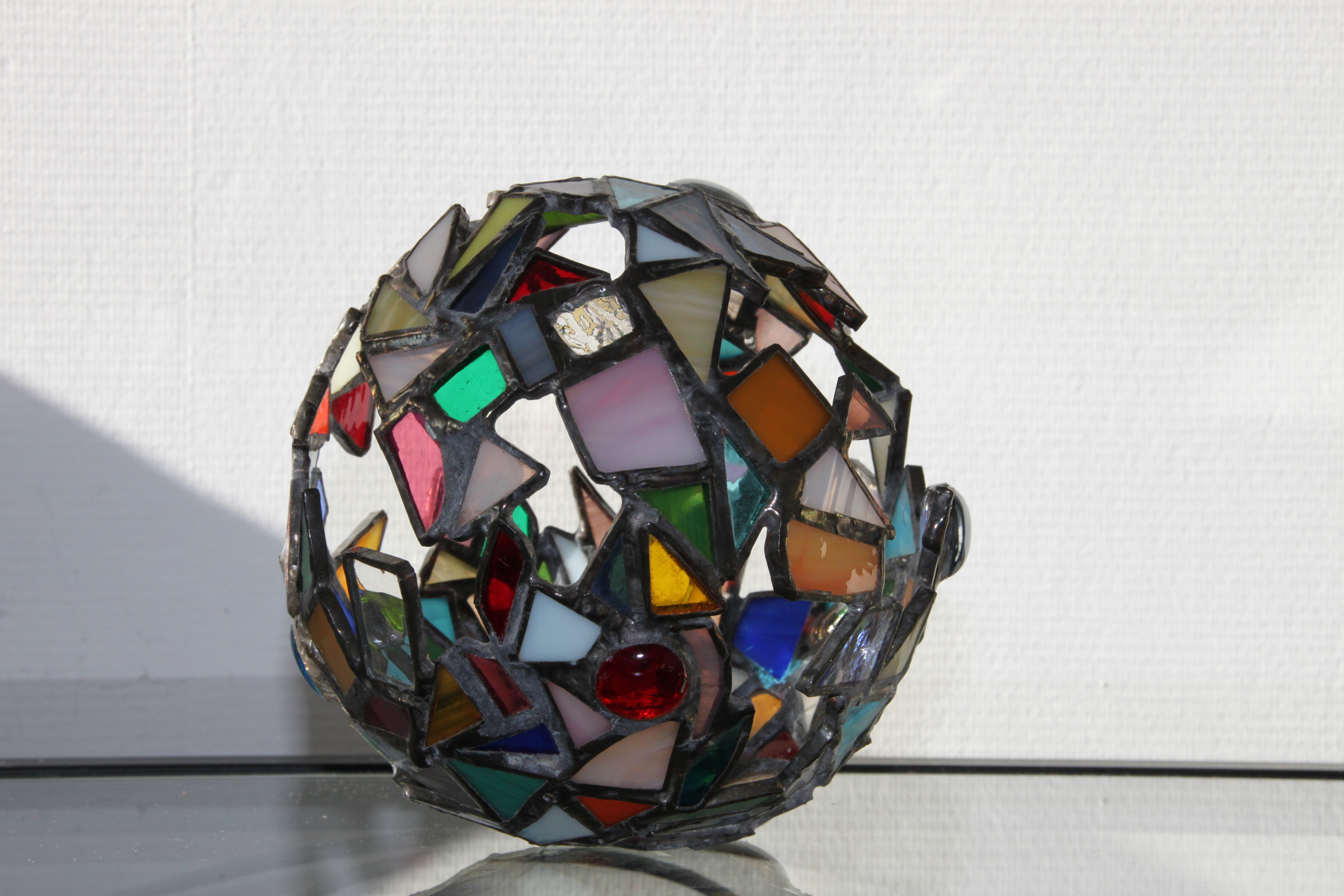 Sphère mosaïque