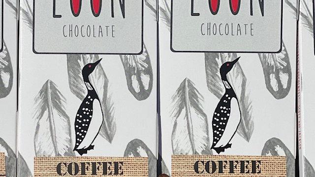 *New* Coffee Dark Chocolate Bar