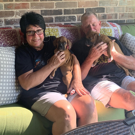 Greg & Marcia | Adopted 8-11-19