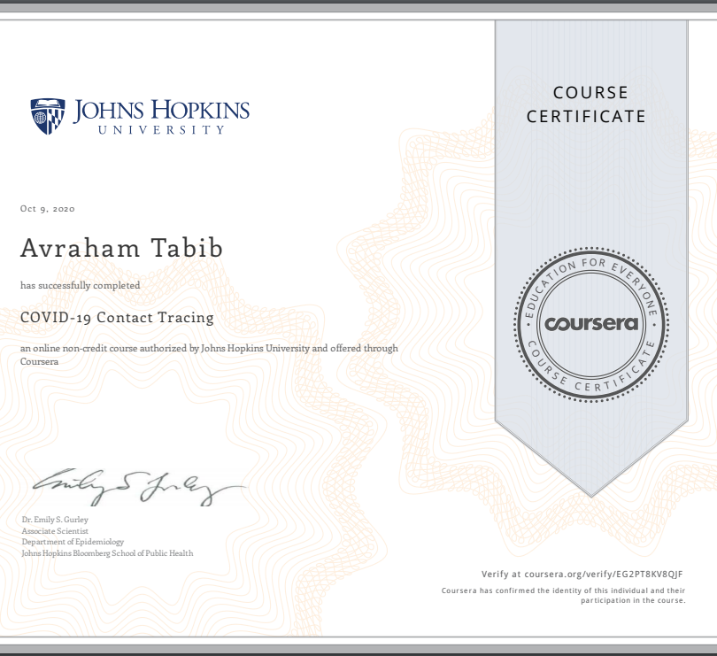 avi covid contact tracing certificate.PN