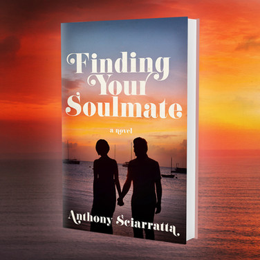 The original cover of Finding Forever, formerly titled Finding Your Soulmate.