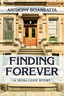Finding Forever: A 1970s Love Story Book Cover