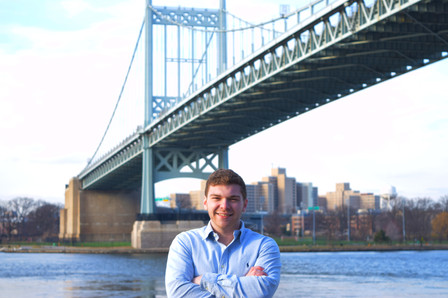 Triboro Bridge Author Photo