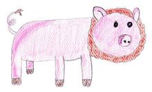 LION PIG
