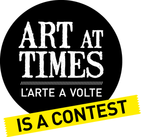 Art at times is a contest: grazie!