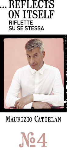 Video-lesson about Maurizio Cattelan's artwork