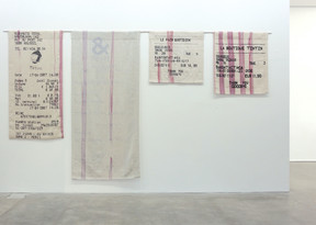 17 aprile | Oggetto: Art at Times… Makes You Think: Gabriel Kuri