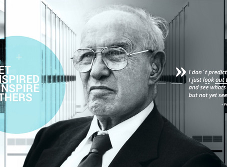 Back To Basics With Peter Drucker