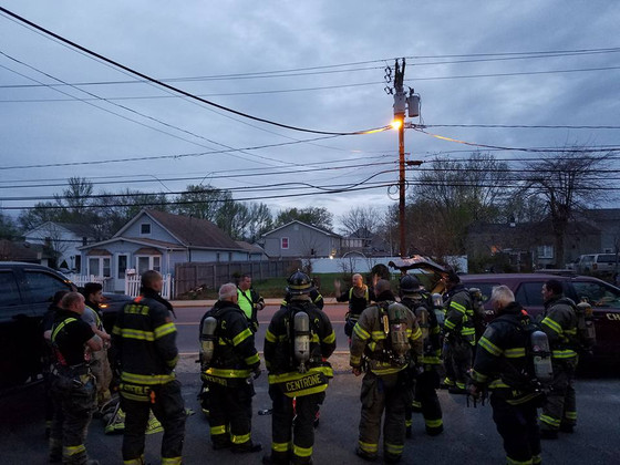 UBFD Hosts Drill for RIT