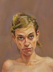 Marie, détail, 2008