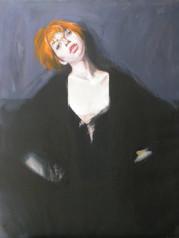 Huile sur toile, 2016, 81x65 cm