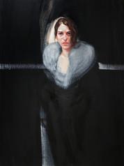 La Fiancée Juive, huile, 2016, 100x73 cm