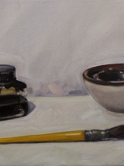Huile, 2006, 33x27 cm