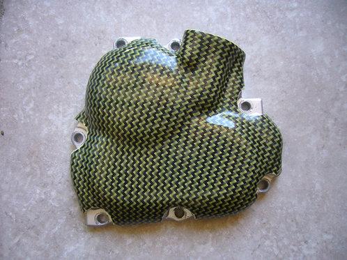 Protection carter pompe à huile à coller 850 TRX 1996 à 2000
