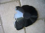 Protection carter alternateur à coller GSXR 1100 1990 et BANDIT 1986 à 1990