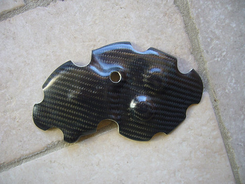 Protection carter allumage-distribution à coller ZX10R 2006-2007