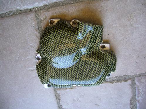 Protection carter pompe à huile à coller 850 TDM 1991 à 2001