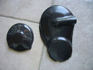 Protections carter à coller CBR 600 1999-2002